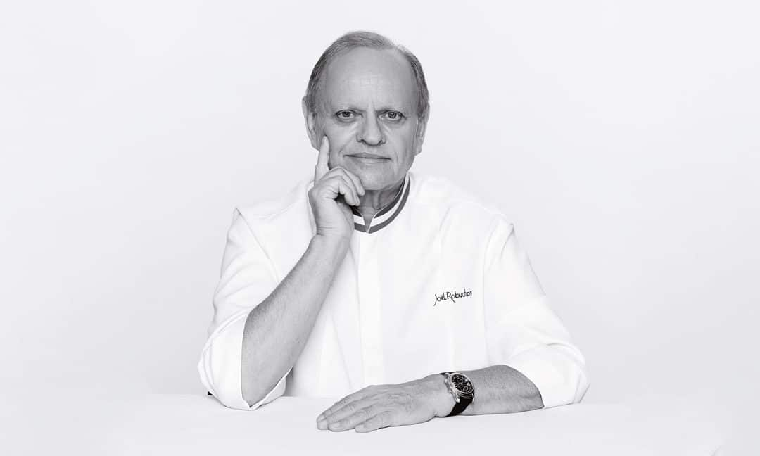 Tribute to Joël Robuchon